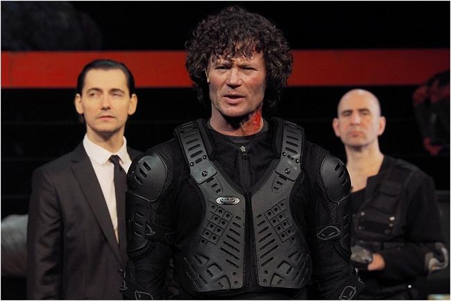 Julius Caesar - Varju Kálmán, Stohl András és Lázár Balázs