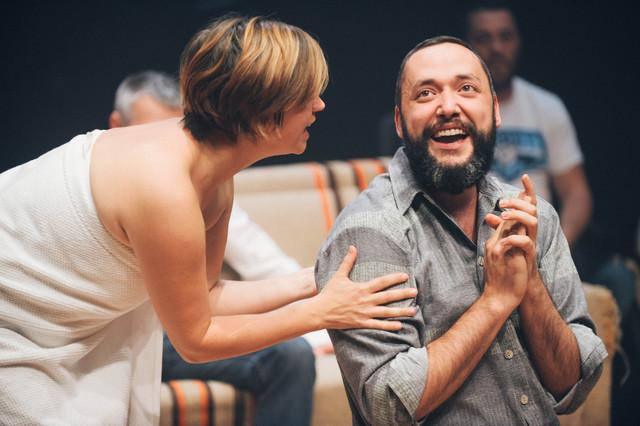 Lúzer, a remény színháza - Sárosdi Lilla és Ördög Tamás