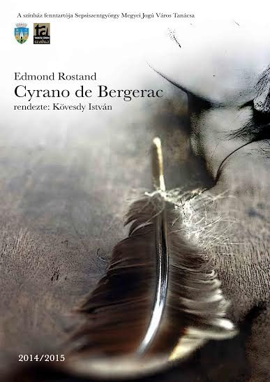 Cyrano de Bergerac - plakát