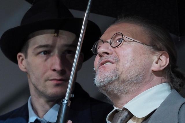 Koldusopera - Hajduk Károly és Hegedűs D. Géza