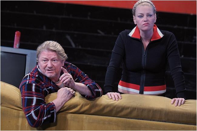 Julius Caesar - Hegedűs D. Géza és Herczeg Adrienn