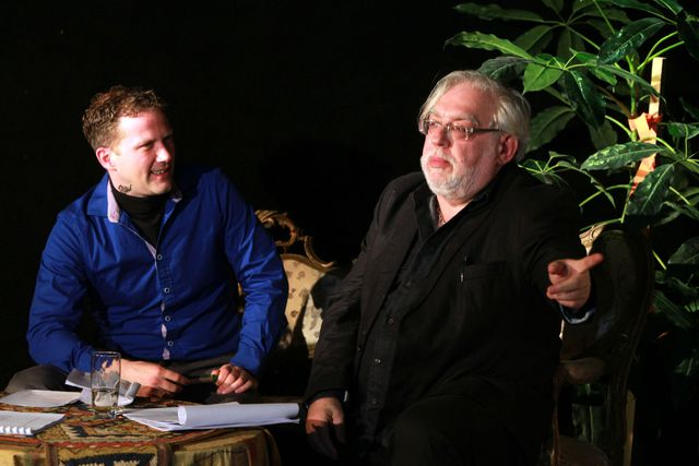 Hevesi Sándor Színház - sajtótájékoztató