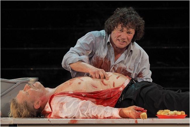 Julius Caesar - Hegedűs D. Géza és Stohl András