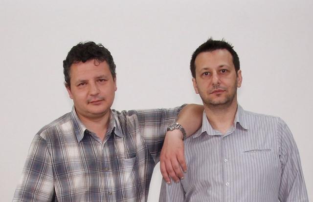 Passziviti, avagy akarsz róla beszélni? - Varga Ferenc József és Aradi Tibor