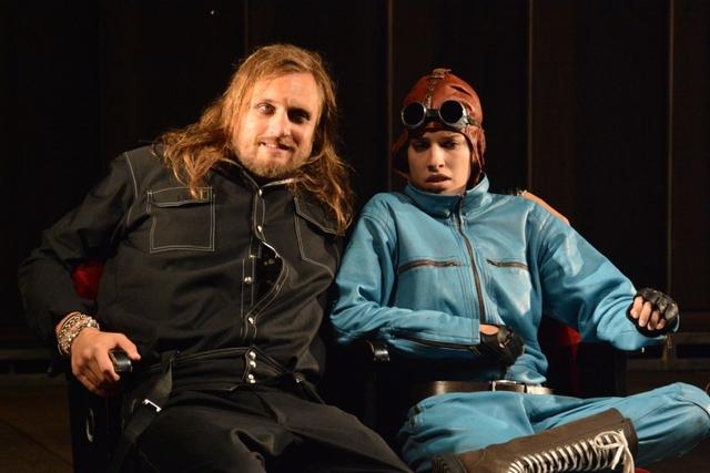 Vízkereszt, vagy amire vágytok - Mátray László és Kovács Kati
