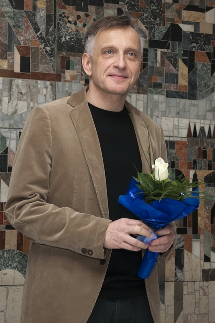 Mácsai Pál, az Örkény Színház ügyvezető igazgatója