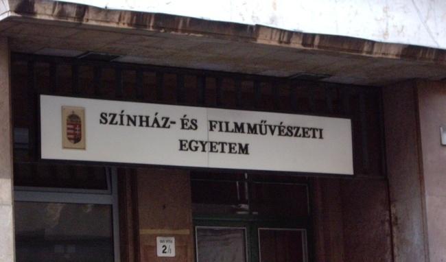 Színház- és Filmművészeti Egyetem