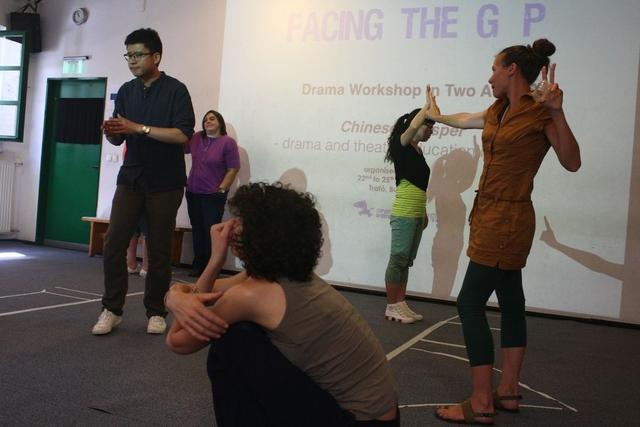 A közös workshop