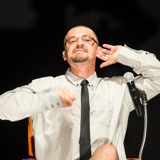 Sex, drugs, gods & rock 'n' roll - Harsányi Attila
