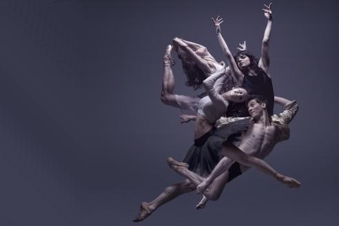 Magyar Nemzeti Balett (fotó: Gács Tamás)