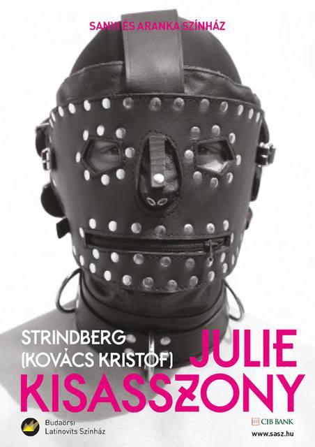 Julie kisasszony - plakát