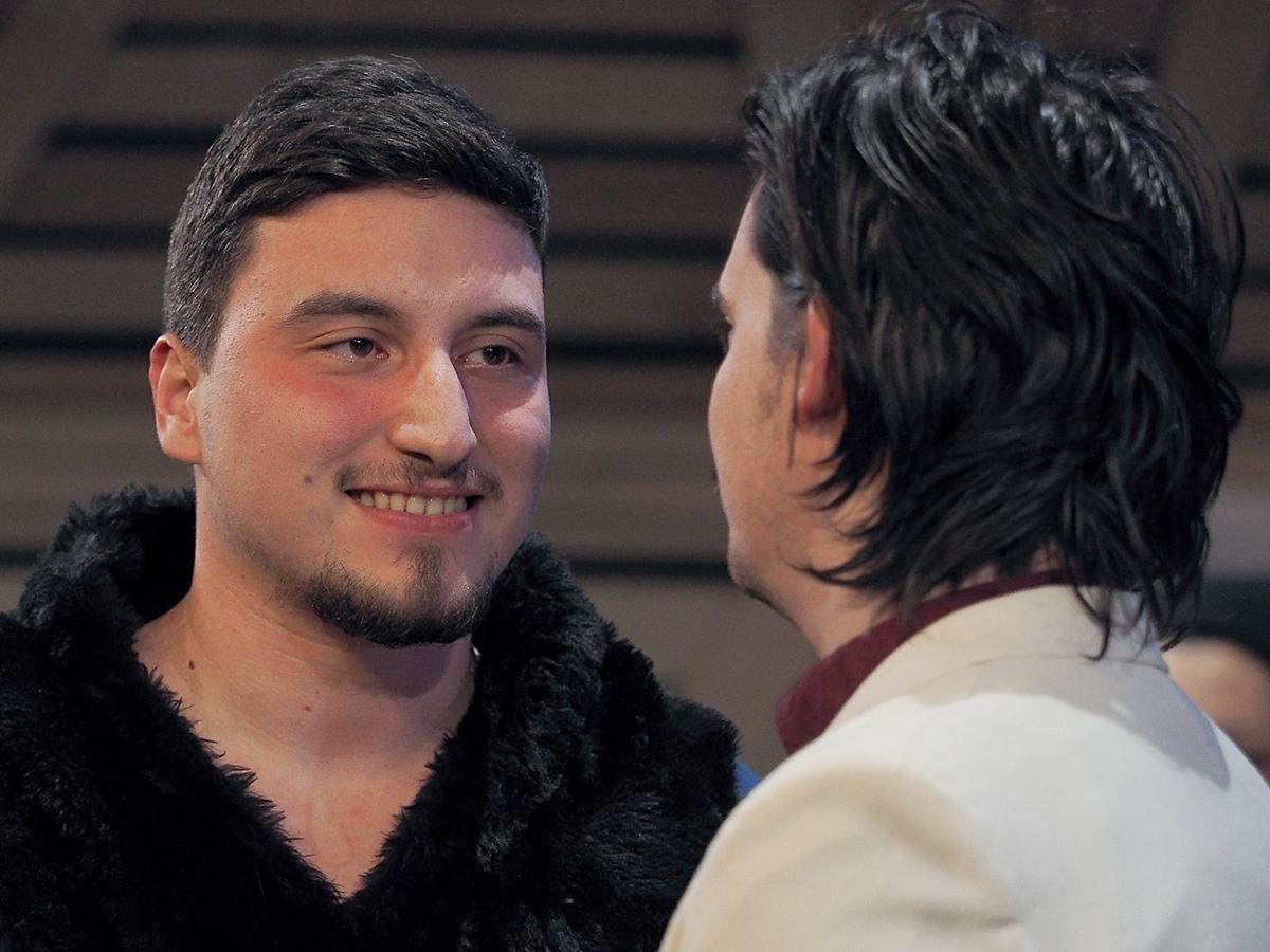 Borsányi Dániel, Viktor Balázs