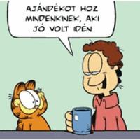 Garfield lean lesz: 4