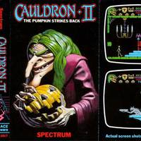 Cauldron II: The Pumpkin Strikes Back
