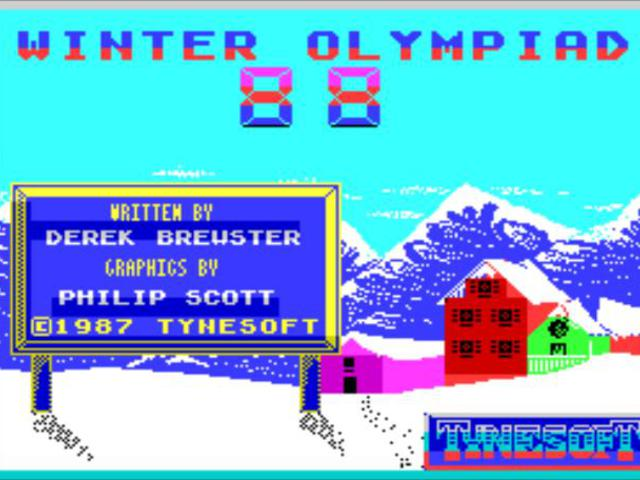 Winter Olympiad '88