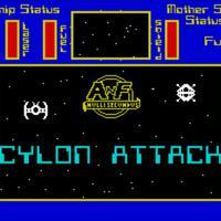 Cylon Attack