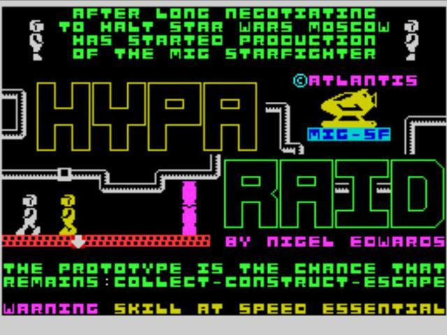 Hypa Raid