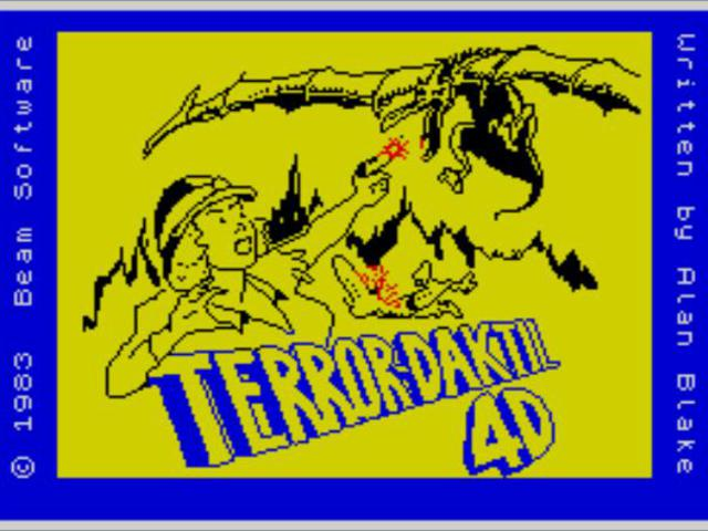 Terror-Daktil 4D