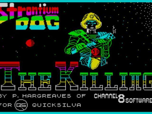 Strontium Dog: The Killing
