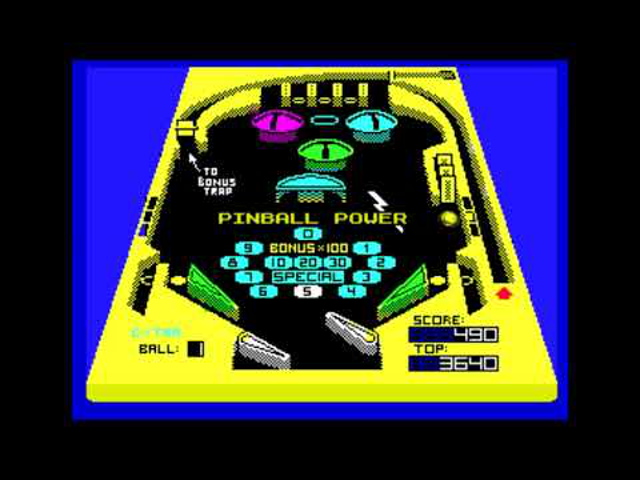 Pinball Power (Pinball 3D)