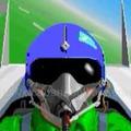 F-15 Strike Eagle II.