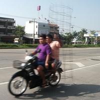 Ingyen cirkusz, avagy a bravúros thaiföldi robogósok