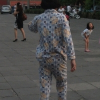A kinai utcák színfoltjai