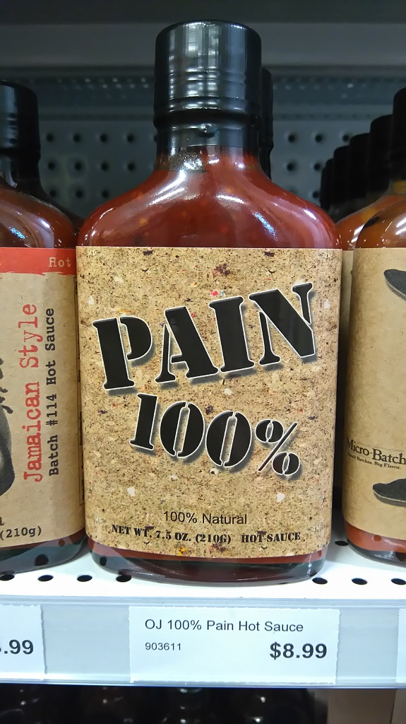 100% fájdalom