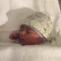 Napi cukiság: Jelle Klaasennek kislánya született