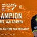 Michael van Gerwen megint letarolta a mezőnyt