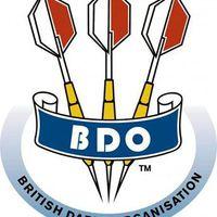 Elkészült a BDO-világbajnokság első fordulójának sorsolása
