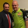 Bemutatkozik a Magyar Darts Szövetség új elnöke