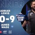 Lewis megint őrült meccsen jutott tovább