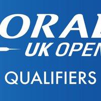 Nie ma karty, ale jest UK Open!!!