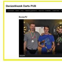 Dartsklub, amelynek saját tv-közvetítése van