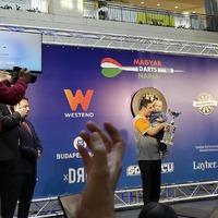 Nagy sikert hozott az első Magyar Darts Napja