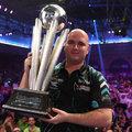 Rendbontó világbajnokság, tele meglepetéssel - Rob Cross a világ tetején