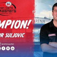 Mensur Suljovic a 2018-as German Darts Masters győztese!