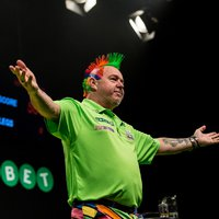 Peter Wright fog nyerni Perth-ben