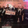 Magyar tábladöntők a Romanian Darts Festivalon