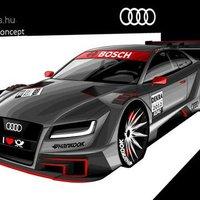 Készül a leggyorsabb Audi A5