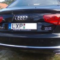 Audi A8 L W12 6.3 FSI