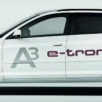 A3 e-tron