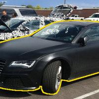 Biturbó V8-ast kap az Audi RS6/RS7