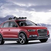 Téli sportok és funkcionalitás - az Audi Q3 Vail