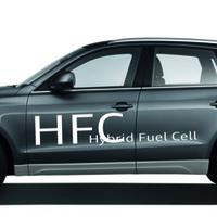 Audi Q5 hidrogénhajtással