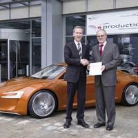 Elektronikus energiatárolók gyártásának lehetőségeit kutatja az Audi