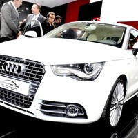 Elindult az Audi A1 e-tron projekt Münchenben