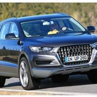 Az új Audi Q7