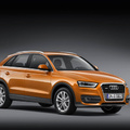 """Az Audi Q3 """"Kategóriájának Legjobbja"""" az Euro NCAP 2011-es töréstesztjei alapján"""
